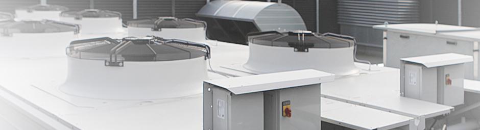 Hochpräzise Klimaanlagen und Klimatisierung für Rechenzentren.