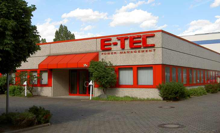 E-TEC Germany Building