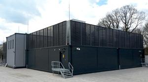 Rechenzentrum-Bau für die Net-Build Datacenter GmbH