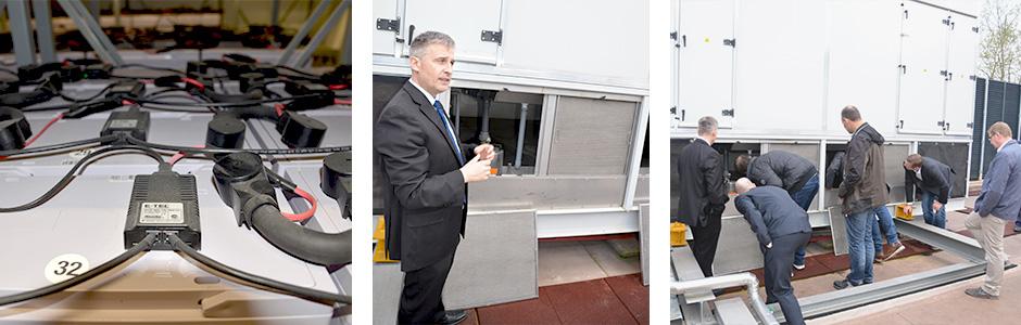 Herr Immerz präsentiert die adiabatische Kühlung