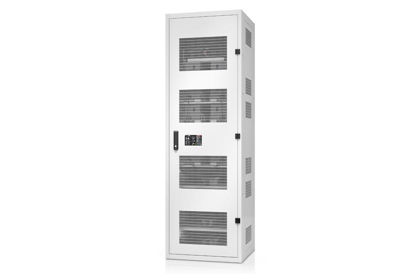 Lithium Ionen-Batterie-Rack von Schneider Electric – APC – Vorderseite