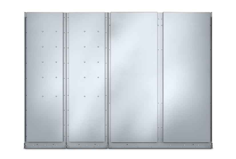 USV Serie Galaxy VX von Schneider Electric – APC – Rueckseite