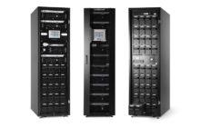 Ein Bild von verschiedenen Modellen der USV Serie Multi Power von Riello Power Systems