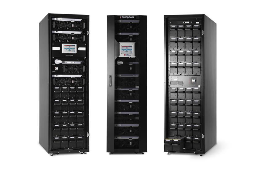 USV Serie Multi Power von Riello Power Systems
