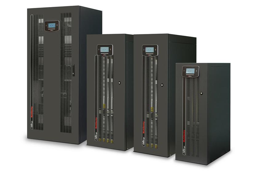 USV Serie Multi Sentry von Riello Power Systems