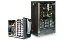 Ein Bild der offenen USV Serie SuperCaps UPS von Riello Power Systems