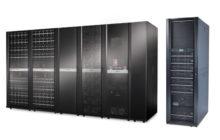 Verschiedene Modelle der modularen USV Serie Symmetra PX von Schneider Electric - APC